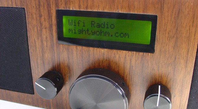 Building a Wifi Radio – Part 1, Introduction