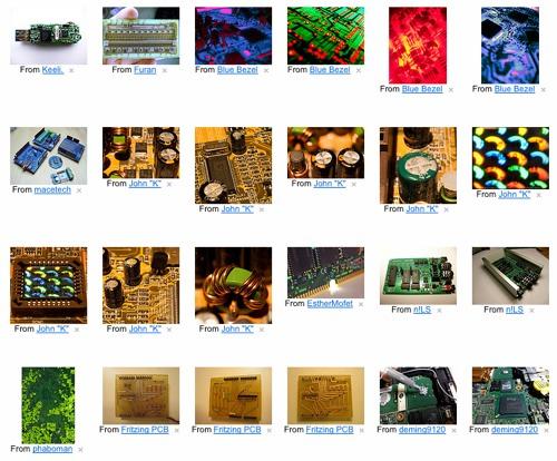 Flickr PCB Photo Pool