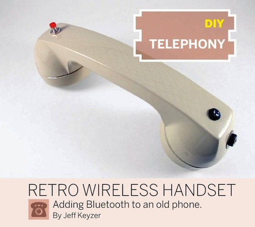 Bluetooth Handset Hack