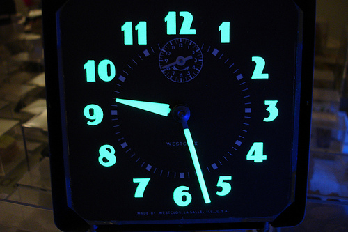 Luminous watches and