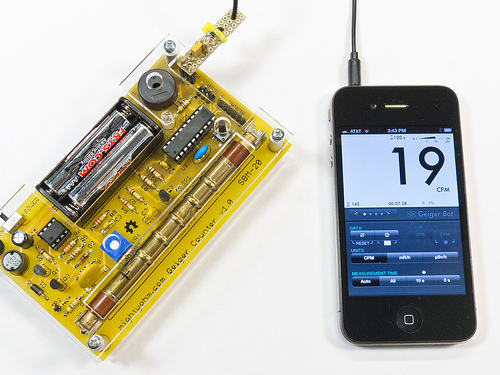 Geiger counter kits on sale this week online store