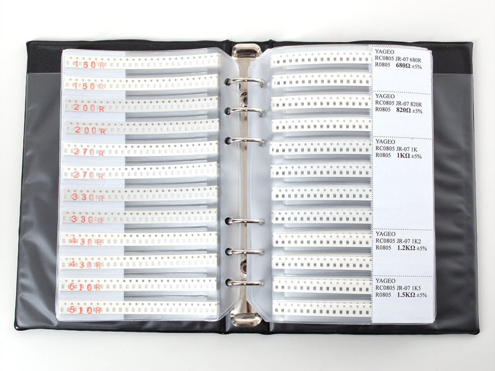 Adafruit Resistor Book