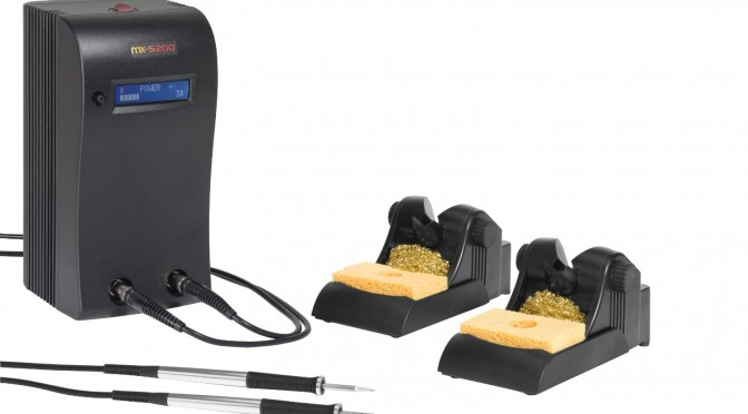 Cool Tools: Metcal MX-5211 Soldering Station